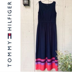🎈NEW LISTING! Tommy Hilfiger Color Block Maxi